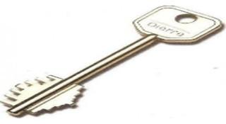 dierre chave duplo palhetão